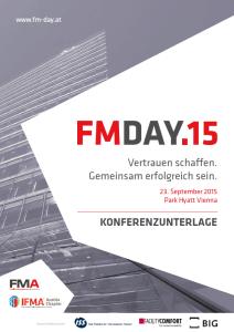 FMDAY.15 Konferenzunterlage