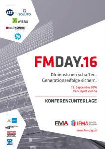 Konferenzunterlage FM-Day 2016