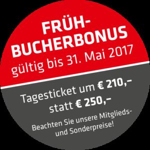 FM-Day 2017 Frühbucherbonus bis 31. Mai 2017