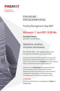 Einladung Pressekonferenz FM-Day 2017, PDF