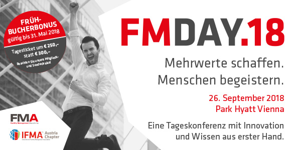 FM-Day 2018 Save the Date, 26. 9. 2018